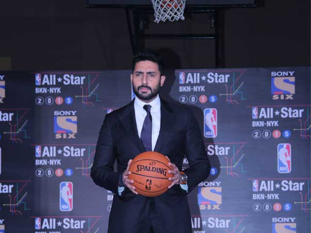 Abhishek to Represent India at NBA All-Star Celebrity Game