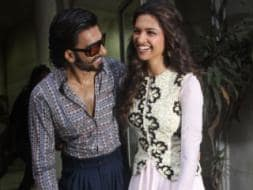 Photo : Tune in: Deepika, Ranveer are radio-active