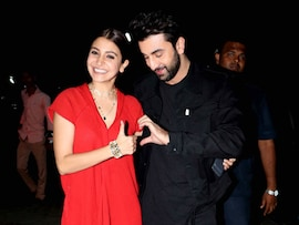Ranbir - Anushka Kickstart The Festive Season With <i>Ae Dil</i> Screening
