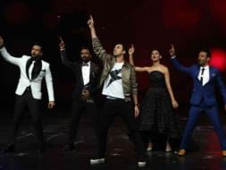 Photo : Ranbir Kapoor Shakes A Leg And It's Mushkil To Ignore Him