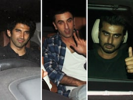 Ranbir Kapoor's Birthday <i>Tamasha</i> With Arjun, Aditya