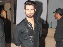 Photo : Shahid Kapoor's Low-Key Birthday Party