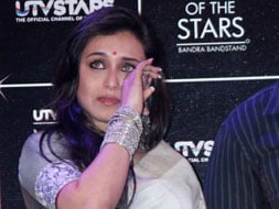 Photo : When Rani cried