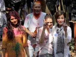 Photo : Rang Birangi Bollywood: how the stars played Holi