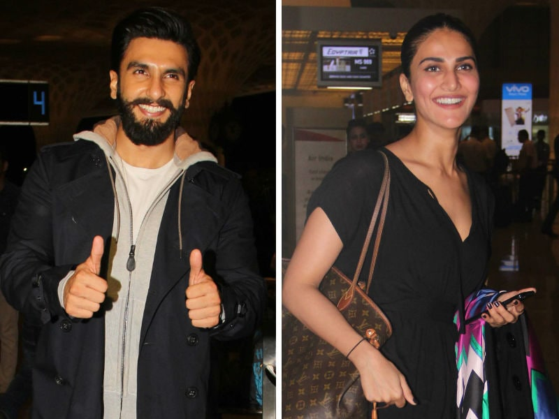 Ranveer, Vaani - The Befikras Are Off To The City of Love