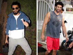 Photo : Sweat It Out Like Ranveer, Aditya