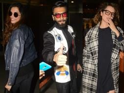 Photo : Travel in Style. Take Notes From Deepika, Kangana, Ranveer