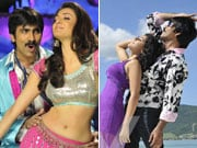 Photo : Review in pictures: Ravi Teja in Veera