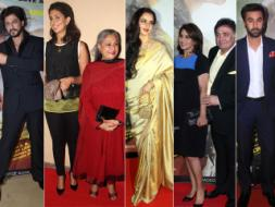Photo : SRK, Bachchans, Kapoors, Rekha: A VVIP Guest List at Armaan's Premiere