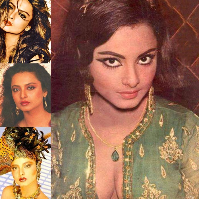 A peep into the world of Rekha