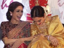 Photo : Chandni Raat Ki Baat: Rekha, Sridevi