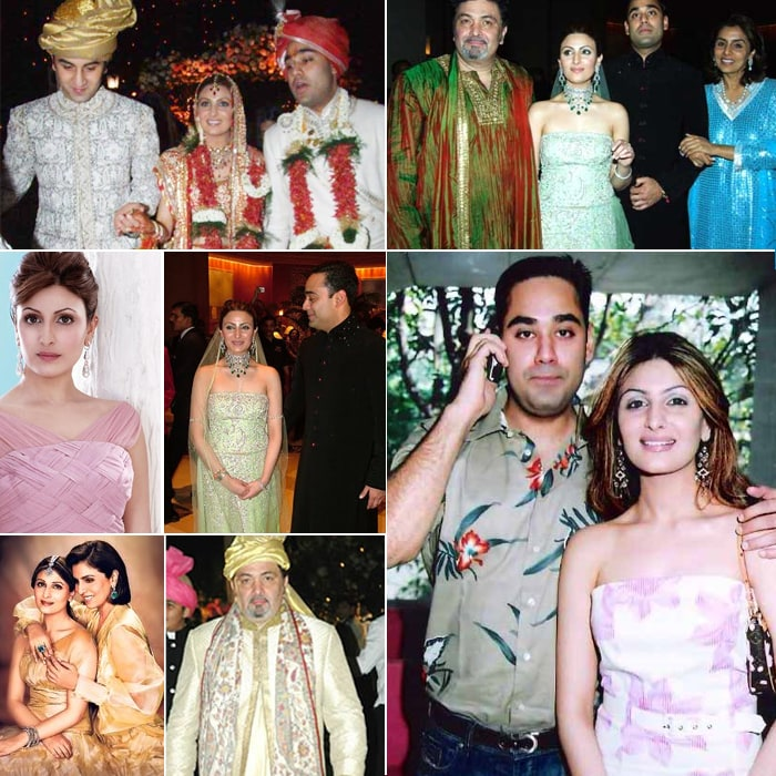 The Spectacular Riddhima Kapoor Bharat Sahni Wedding Was A Fairy Tale Celebration Beautiful Looked Even More Dazzling As Brother Ranbir