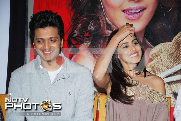 Riteish, Genelia: Wedding prep and more