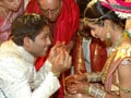Photo : Wedding Rituals: Allu Arjun and Sneha
