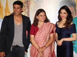 Photo : It's Entertainment: Akshay, Tamannaah, Maneka