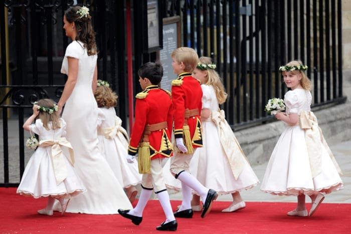 Just Married: Kate and William