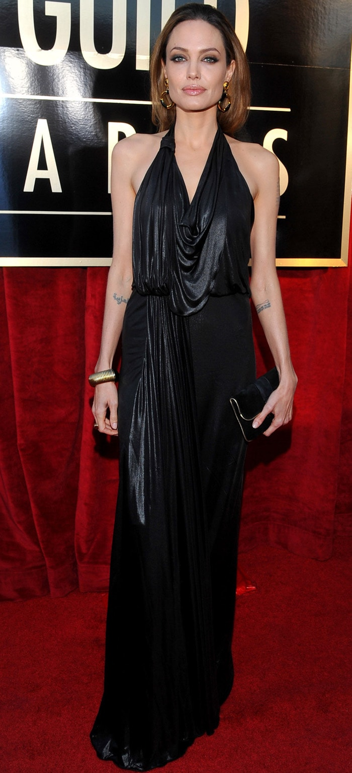 Red Carpet: Screen Actors Guild Awards 2012