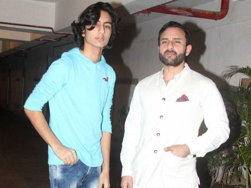 Saif Ali Khan Son