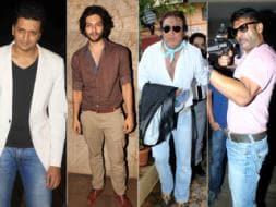 Photo : Boys Just Wanna Have Fun: Riteish, Ali, Suneil, Jackie