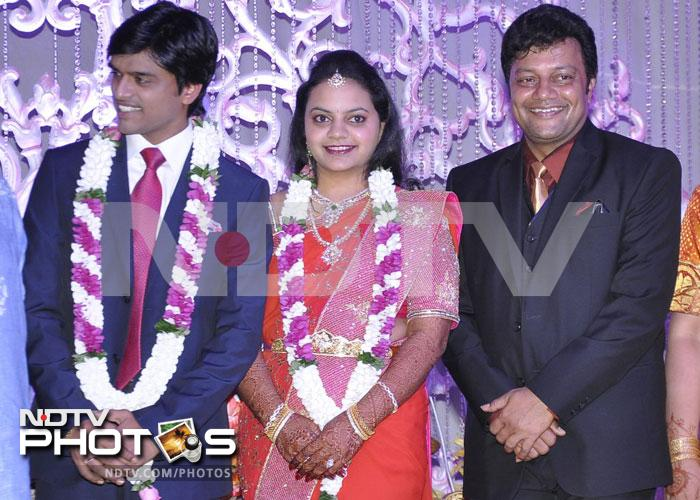 Nagarjuna, Ram Charan Teja: A-list wedding  guests