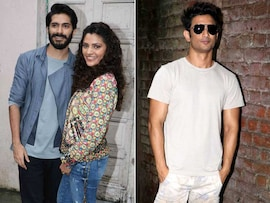 Saiyami Kher, Harshvardhan Kapoor, Sushant Singh Rajput Rock The Casual Look