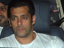 Photo : Is this Salman's look for Sher Khan?