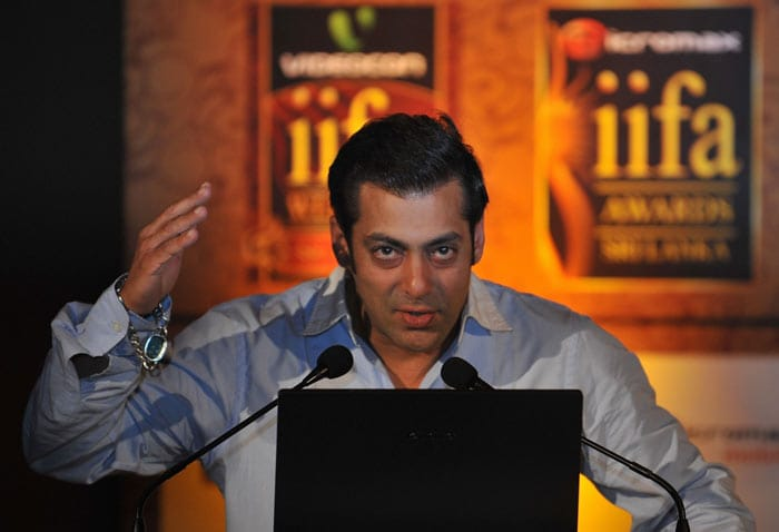 **Salman khan IIFA Awards 2010!!** 1