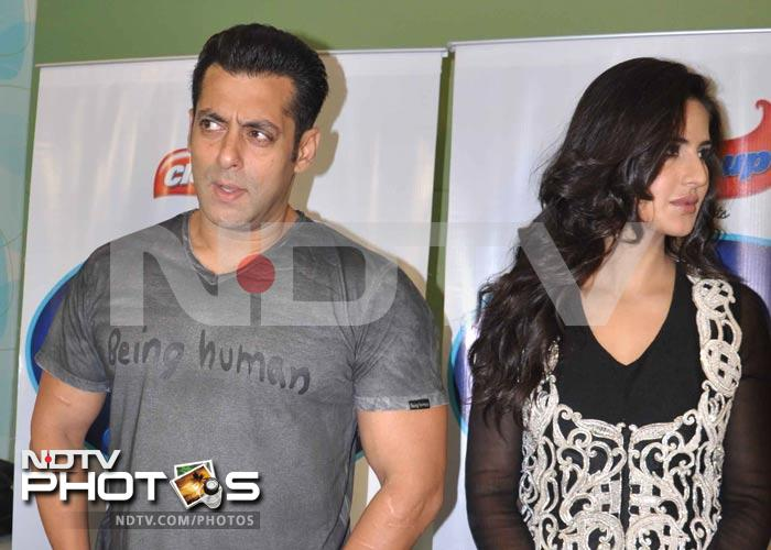 Salman, Katrina take a reality check