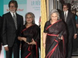 Photo : The Bachchans' French connection