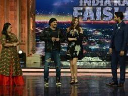 Photo : Salman Khan, Anushka Sharma Got Talent