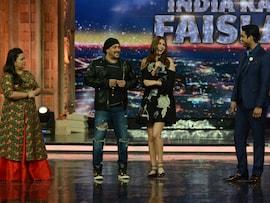 Salman Khan, Anushka Sharma <i>Got Talent</i>