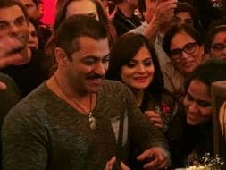 Photo : Inside Pics: Salman Khan's Blockbuster 50th Birthday