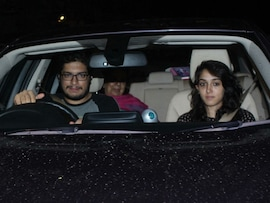 At Salman Khan's Eid Party, Aamir's Kids, Ira And Junaid, Steal The Show