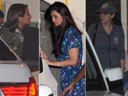 Photo : Salman Khan's Homecoming Guests Include Sonakshi, Daisy, Preity