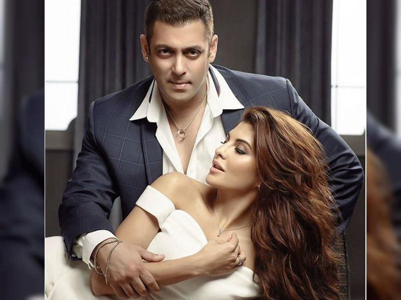 Kickstart Your Day With Salman Khan And Jacqueline Fernandez's Pics