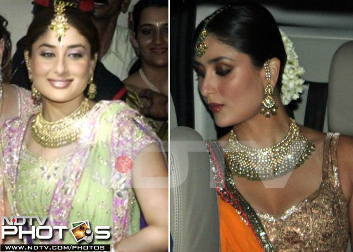 Where have we seen Kareena's jewellery before?