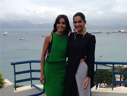 Freida and Sonam's Cannes diaries