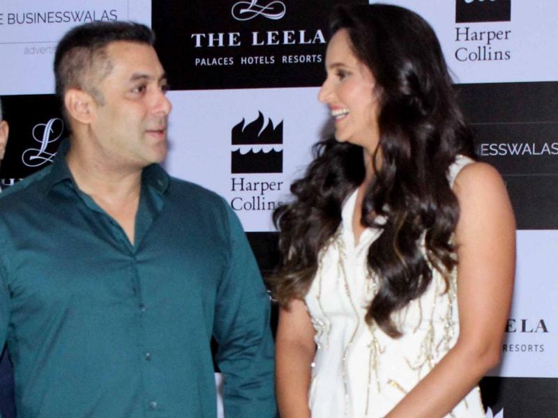 Salman Khan, Sania Mirza Ace the Laughter Game