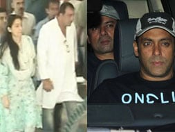Photo : As Sanjay Dutt preps for jail, friends visit