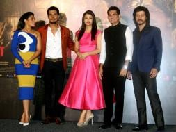 Photo : Aishwarya, Richa Chadha, Randeep Root for Sarbjit