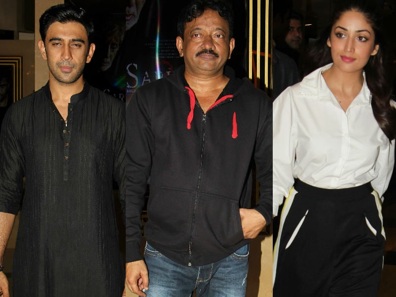 Amitabh Bachchan Skips Sarkar 3 Screening