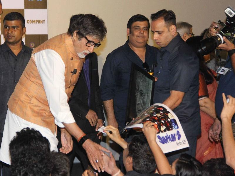 Sarkar Ko Salaam: Amitabh Bachchan Is Back