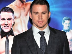 Photo : Channing Tatum is Sexiest Man Alive 2012
