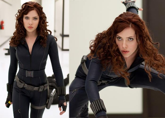 Top 10 sexiest superheroines