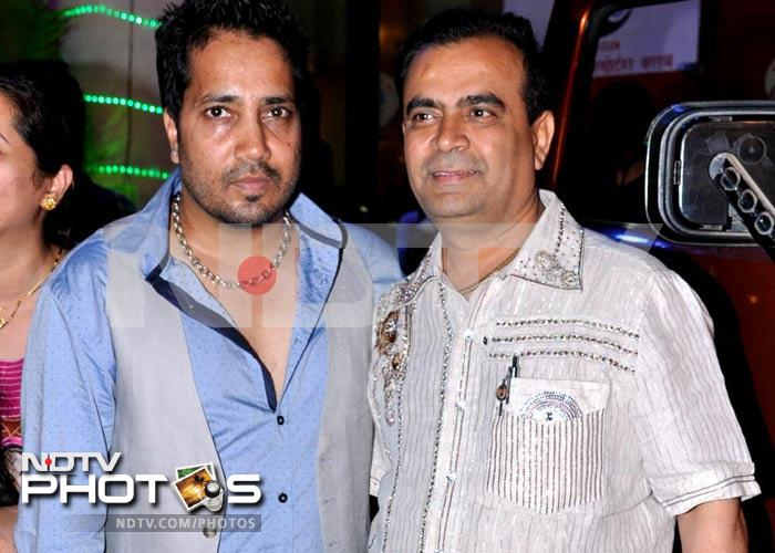 Celebs at lyricist Shabbir Ahmed's wedding reception