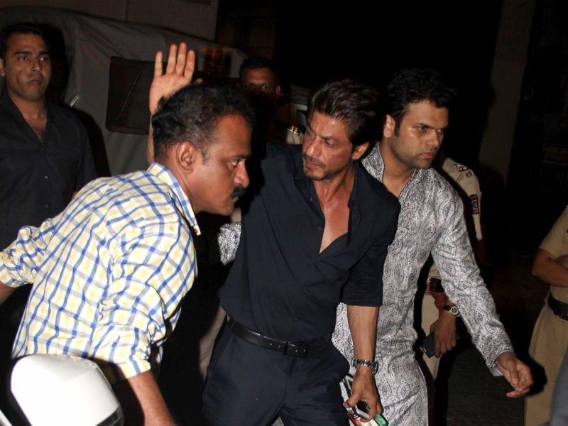 Shah Rukh Khan's Double Diwali Soiree