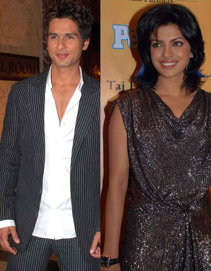 Shahid, Priyanka finally call it quits!