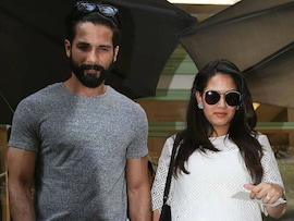 Shahid Kapoor On Date With Wife Mira