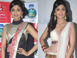 Photo : Two fashion fails for Shilpa Shetty