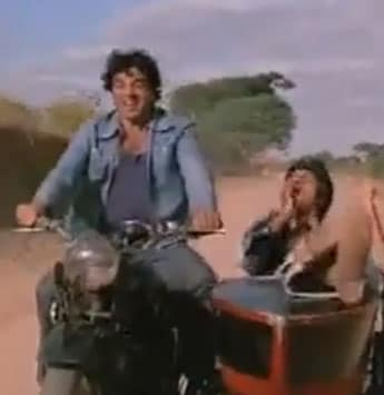 Famous songs of Sholay
